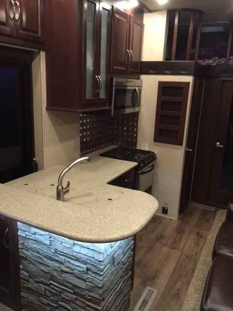 2015 Used Heartland Cyclone 4200 Toy Hauler in Texas TX.Recreational Vehicle, rv, 2015 Heartland Cyclone 4200, Selling our 2015 toy hauler fifth wheel as we are upgrading to a motorhome. In excellent condition and always kept in covered storage. Many upgrades! This is a Cyclone 4200 with side patio and two FULL baths. This has two patios and also a upgraded king mattress in master bedroom. (Not the cheap mattress that comes with it) 44 ft long with triple axles Onan Generator with very…