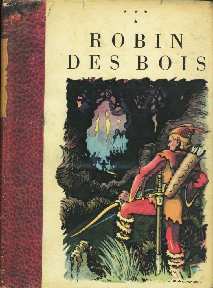Calvo - Bibliothèque Rouge et Or adapté par René Thévenin