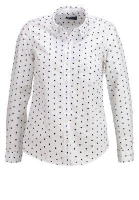 FITTED  - Skjortebluser - white