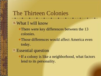 25 best powerpoint for the classroom images on pinterest ppt a introduction to american colonies powerpoint free toneelgroepblik Images
