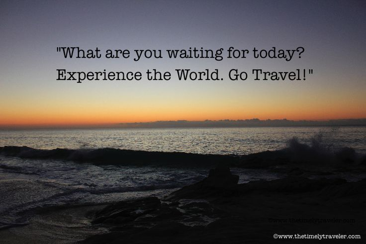 Travel. Inspiration. Experience.