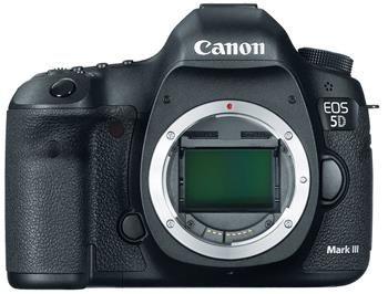 The Nature explorer's camera: Canon EOS 5D Mark III