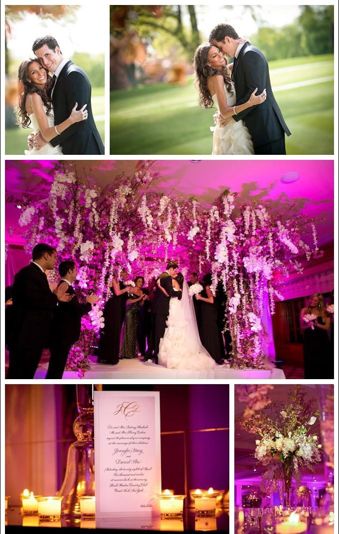 best 10 erika amp jordans romantic wedding at fresh meadow