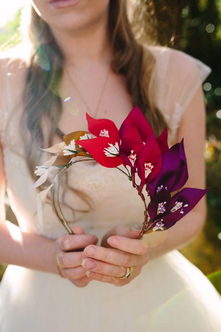 The 20 best Colour Lilies images on Pinterest   Bridal headpieces ...