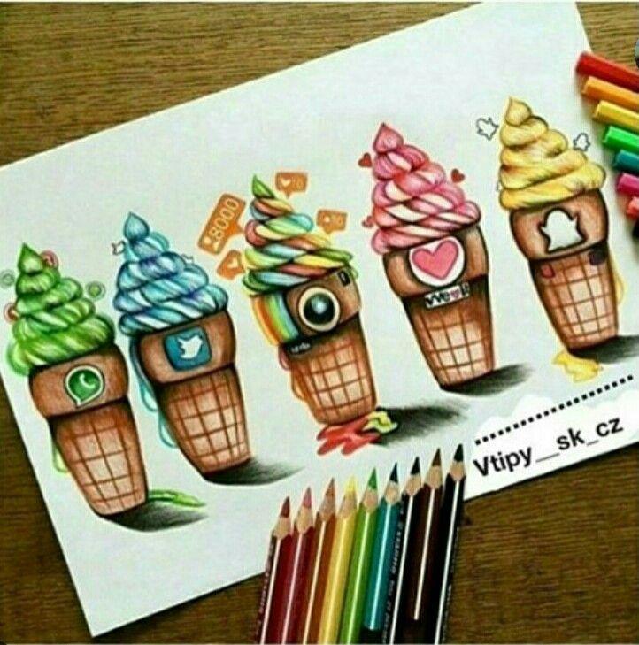 Aplikace jako zmrzliny