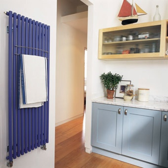 Kitchen radiator designed for, guess where?......a kitchen of course!