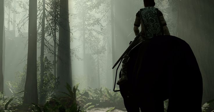 The Shadow of the Colossus remake retains the original's clumsiness while doubling its majesty