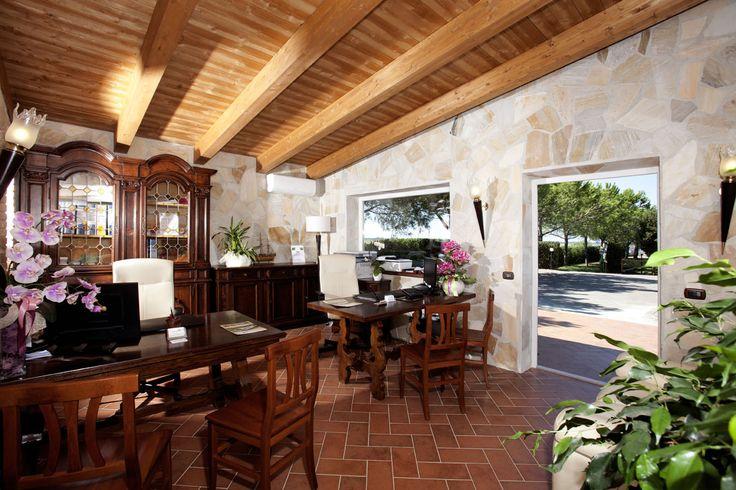 Il nostro ufficio in tipico stile Toscano