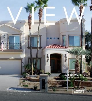 Lake Havasu City Real Estate Guide | February 2016  The newest edition of the Lake Havasu City View Magazine is available. Featuring homes for sale in the Lake Havasu City & surrounding areas throughout Mohave County, your next home is just a page flip away.