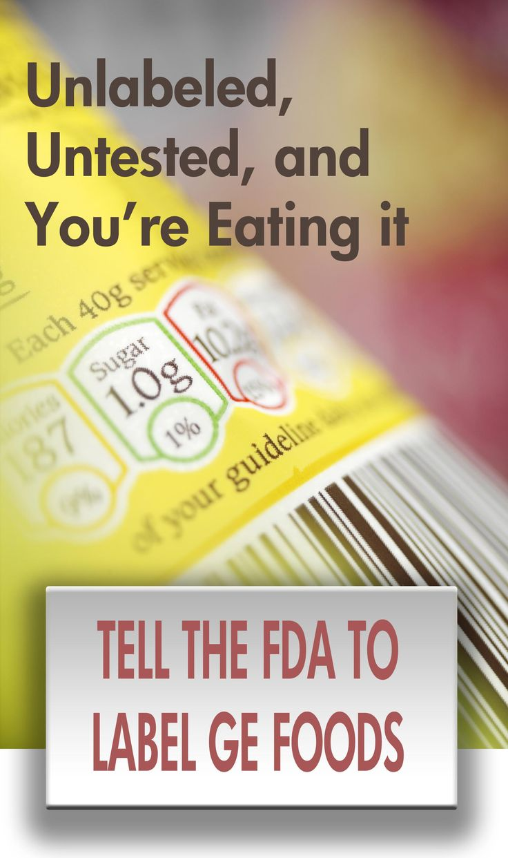 Tell FDA to label genetically engineered food: http://salsa3.salsalabs.com/o/1881/p/dia/action/public/?action_KEY=5452