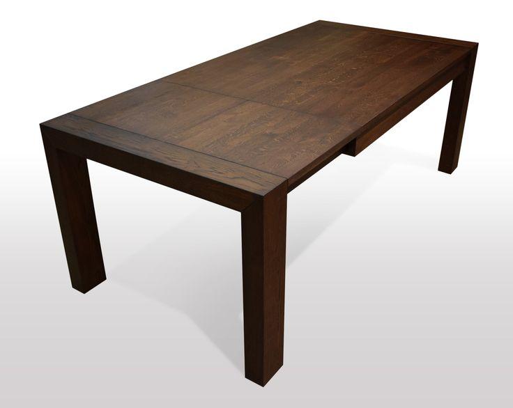 Für Ihr Esszimmer Jetzt Esstische Aus Eiche Zusammenstellen, Tisch Aus  Eiche Massiv Mit Auszug Nach Maß