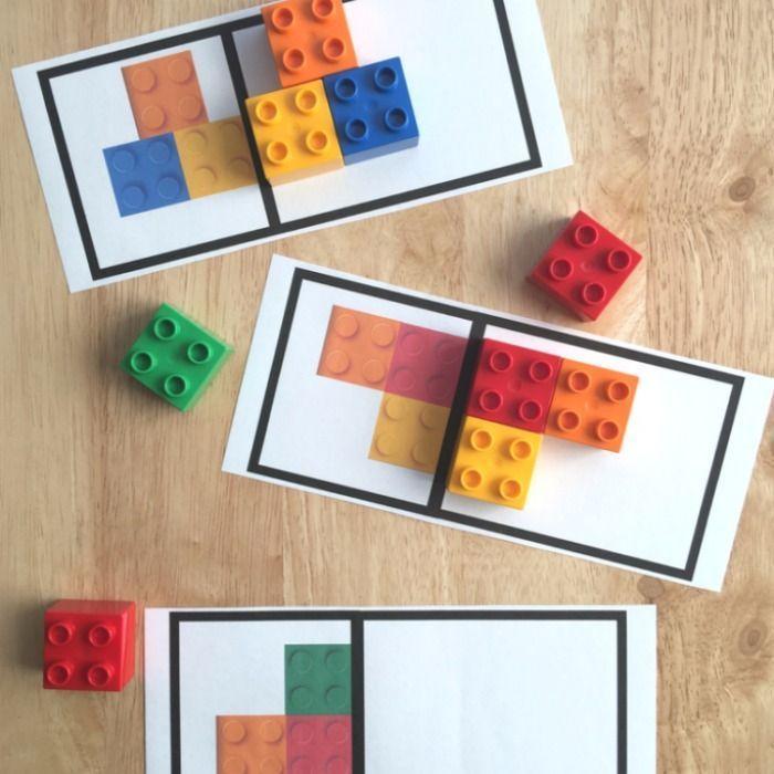 25 tolle Lego-Aktivitäten für Kinder!