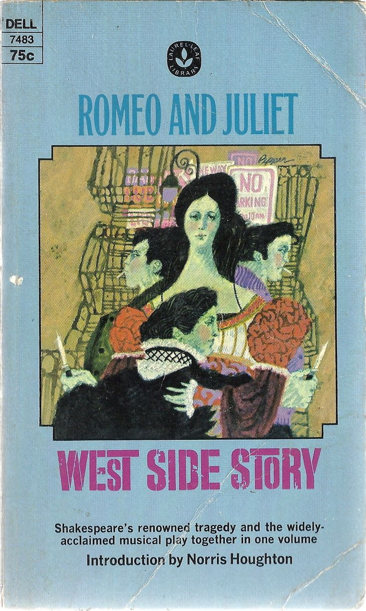 romeo and juliet west side story If you know the story of romeo and juliet, you know the story of west side story  read about the creative forces behind the musical and its.