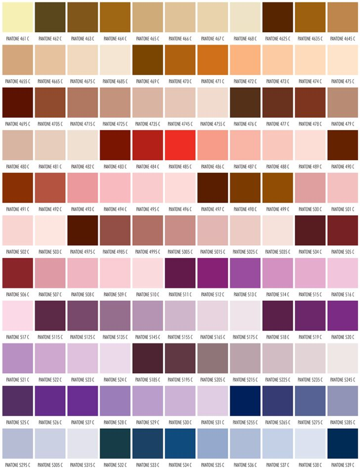 Pantone Brown Color Chart Yahoo Image Search Results Bronze