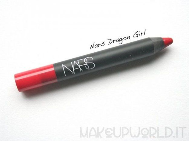 Lipstick Shades for Fair Skin: NARS Dragon Girl | 10 Alluring Lipstick Shades for Fair Skin Tone