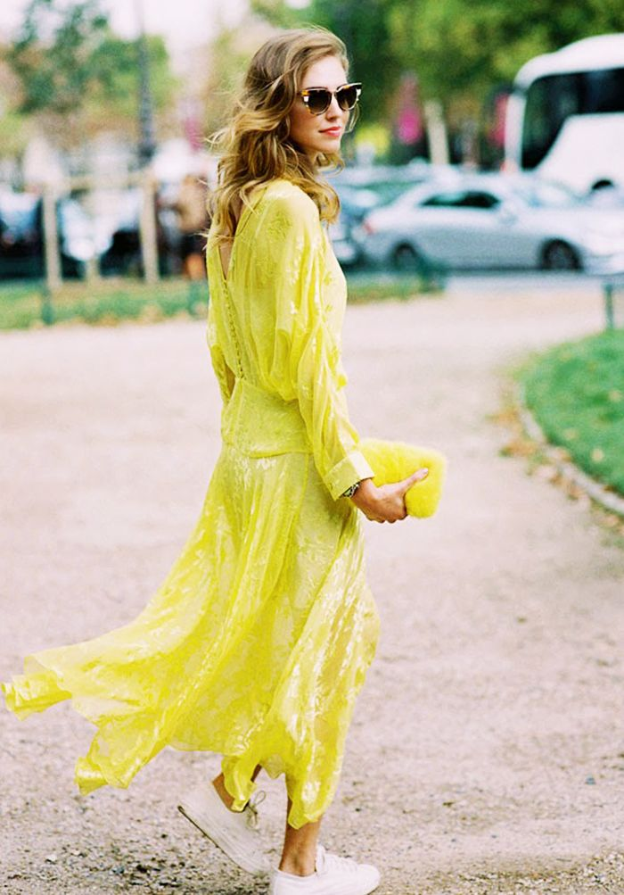 The+Right+Way+to+Wear+a+Maxi+Dress+(No+Flip-Flops+Allowed!)+via+@WhoWhatWearUK