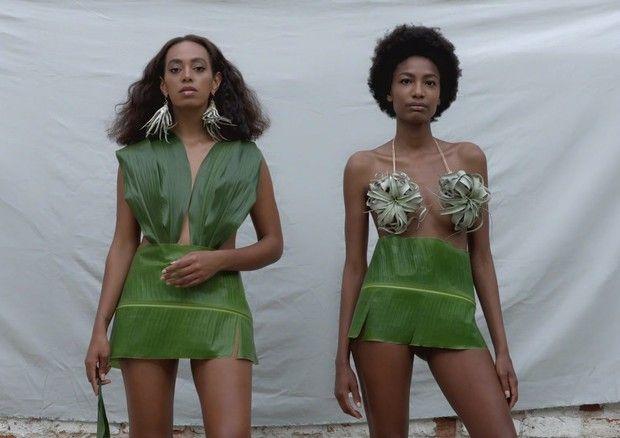 Todos os detalhes do figurino (incrível) dos novos clipes de Solange Knowles
