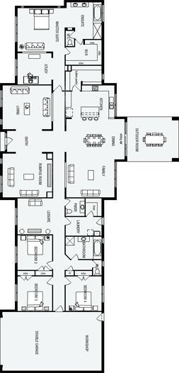 Denver, New Home Floor Plans, Interactive House Plans - Metricon Homes - Queensland