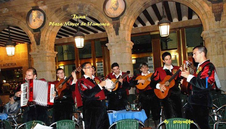 Tuna Plaza Mayor