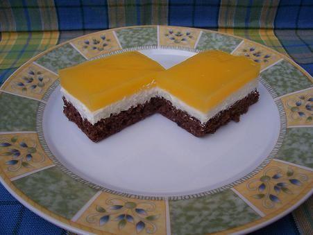 diétás fanta-szelet recept