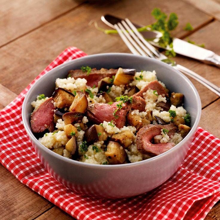 Geniet op je telvrije dag van dit heerlijke Marokkaanse pannetje met couscous en lamsvlees! #WeightWatchers #Telvrij