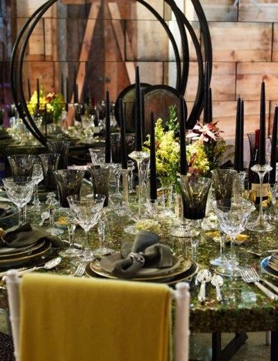 191 best Elegant Table Settings images on Pinterest | Table ...