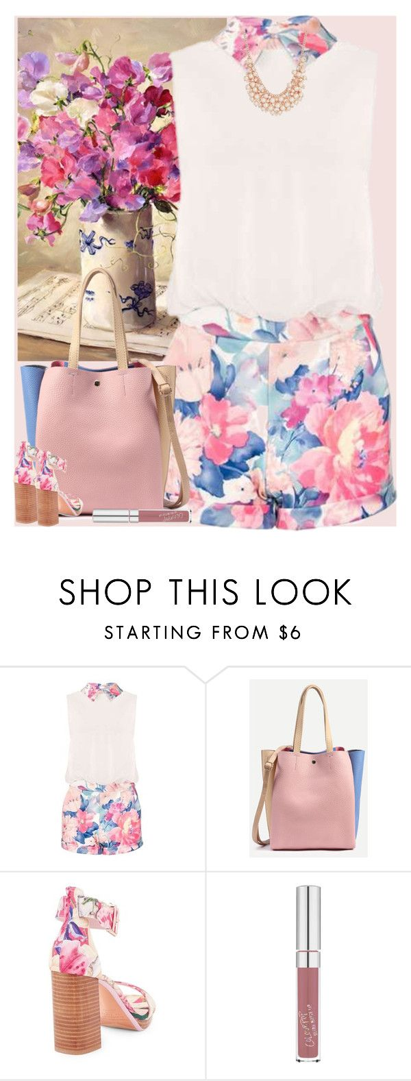 """""""Bez naslova #3014"""" by gita016 ❤ liked on Polyvore featuring Dorothy Perkins, Ted Baker and Charter Club"""
