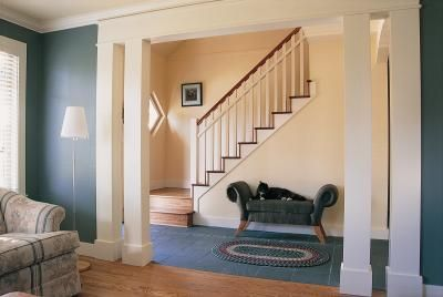 Coordinating Living Room Paint with Hallway Paint