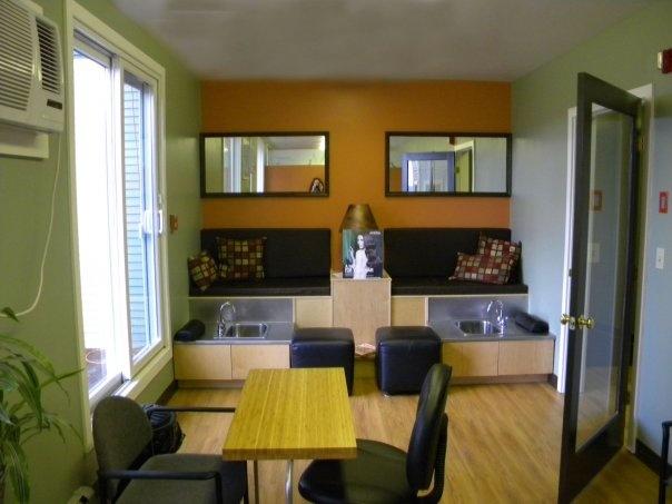 Massage Salon Design Spa Treatment Room