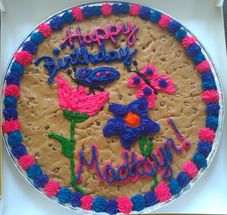 1000+ Images About Large Cookie Ideas On Pinterest