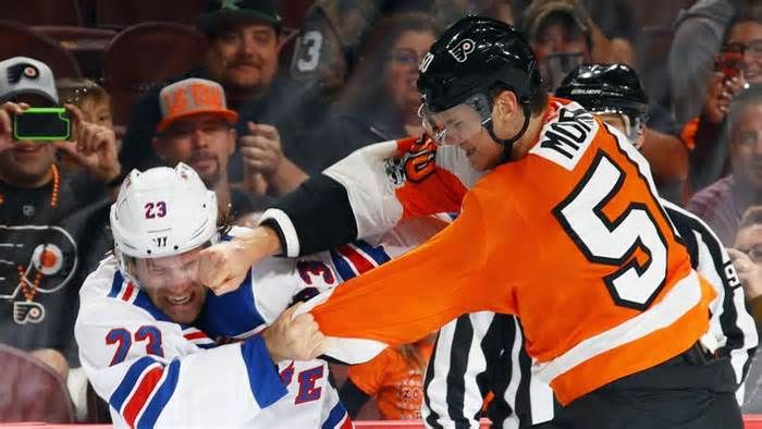 Flyers head into short trip with injury issues The Philadelphia Flyers are hurting, and not just in terms of their pride after being the first team to lose to the Arizona Coyotes this season. They got a round of bad injury updates on Tuesday, as Sam Carchidi of the Philadelphia Inquirer reports: Nolan ...