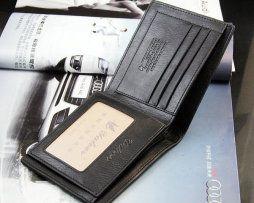 Luxusná pánska kožená peňaženka YATEER v štýlovom dizajne (1)