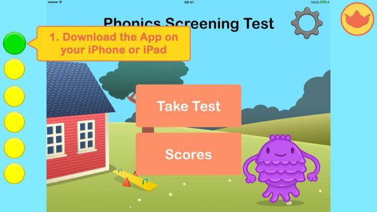 Free Phonics Screening Test App