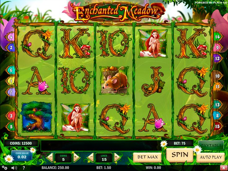 Enchanted Crystals™ Slot Machine Game to Play Free in Playn Gos Online Casinos