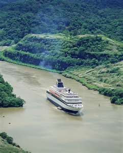Panama Canal with Celebrity Cruise Lines