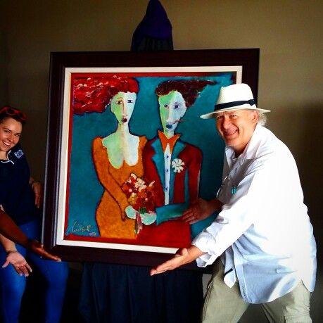 Own a Laubar painting