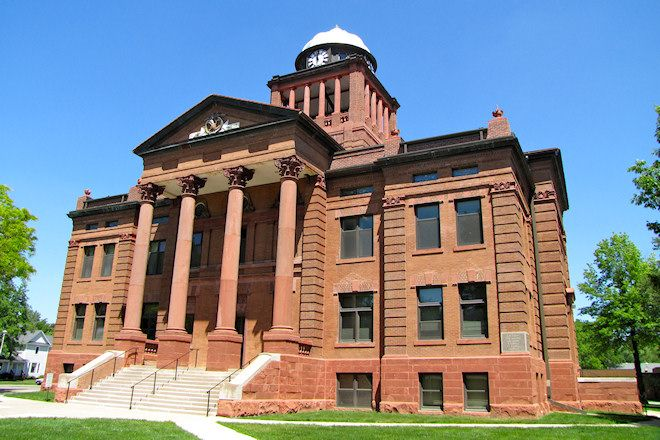 Clay County Courthouse (Spencer, Iowa)