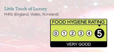 Five Star Hygiene Rating