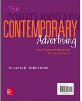 PDF+Contemporary+Advertising:+and+Integrated+Marketing+Communications,+15th+edition