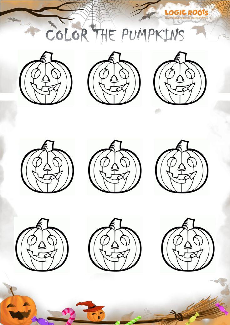 51 besten Halloween Math Fun! Bilder auf Pinterest