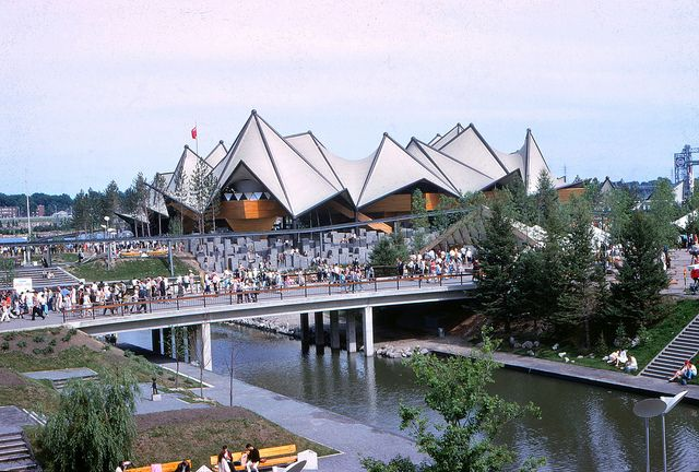 Ontario Pavilion at Expo '67 - Montreal, Quebec   Flickr - Photo Sharing!