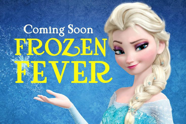 OH MY GOSH! It's a Frozen short! Coming soon!