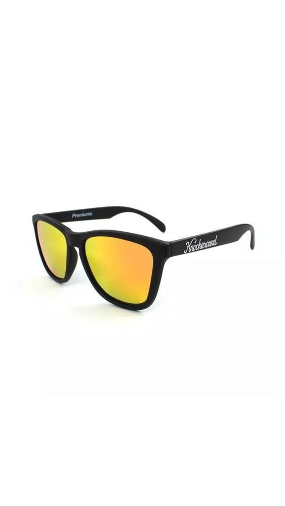 Knockaround Sunglasses Black Sunset Classics #knockaround #Sport