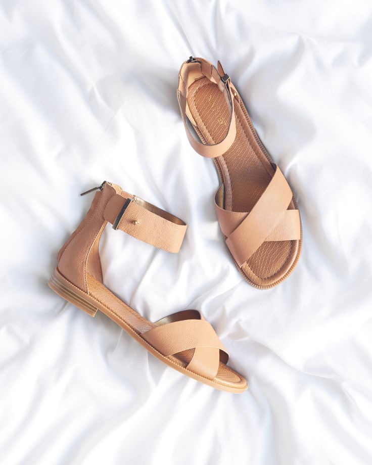 Stitch Fix Spring Resort Wear: Ankle Strap Sandals