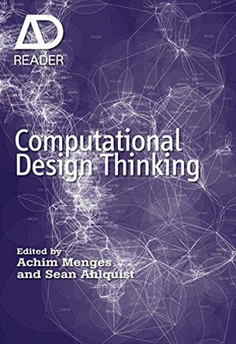41 best methods materials books images on pinterest book computational design thinking computation design thinking by achim menges sean ahlquist john wiley fandeluxe Gallery