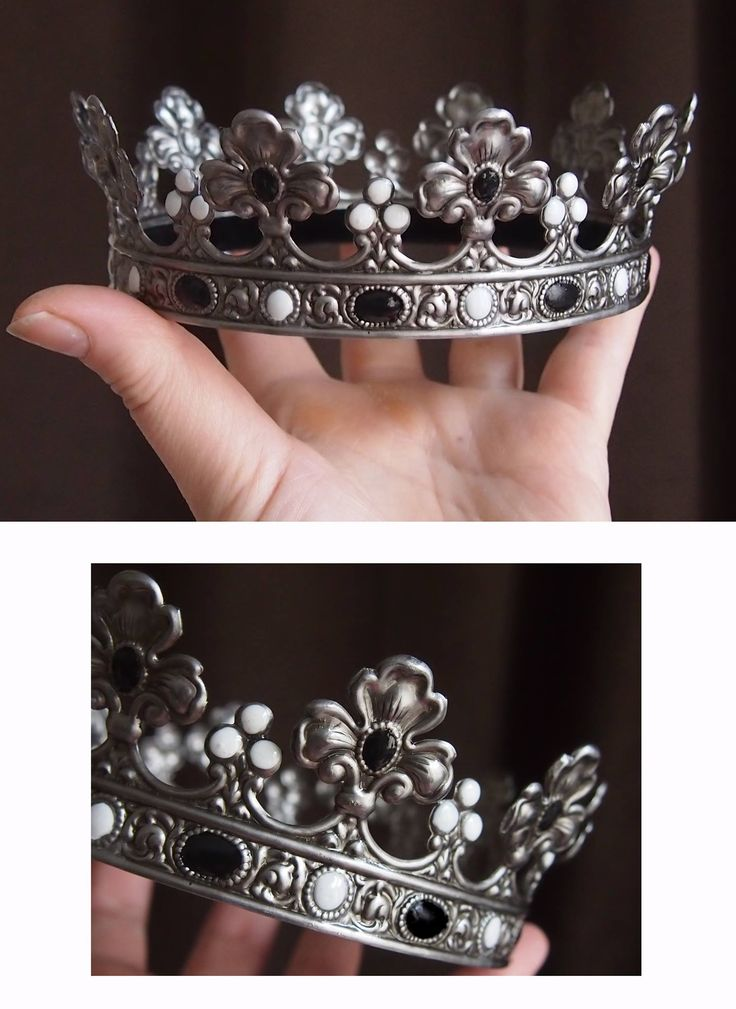 Small coronet for a duchess  https://www.facebook.com/evajohanna.arts.crafts