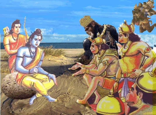 When Vibhishana reaches Rama he was first sighted by Sugriva. He immediately concludes that Vibhishana is intending to kill them.But Vibhishana preempts him claims he has come seeking refuge with Rama. Immediately Sugriva warns Rama that Vibhishana is from enemy force and he may trick them after gaining confidence .Rama appreciates this advice and asks everyone to say their opinion. This exactly what Manusmriti advices. Take every bodies opinion and then make your own decision.