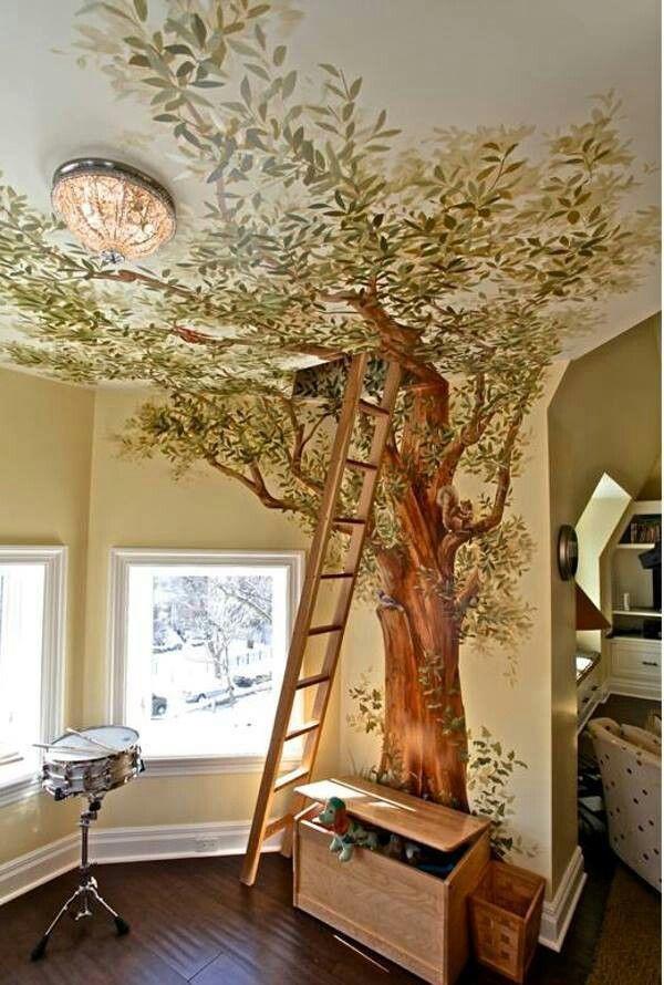 La caseta de l'arbre
