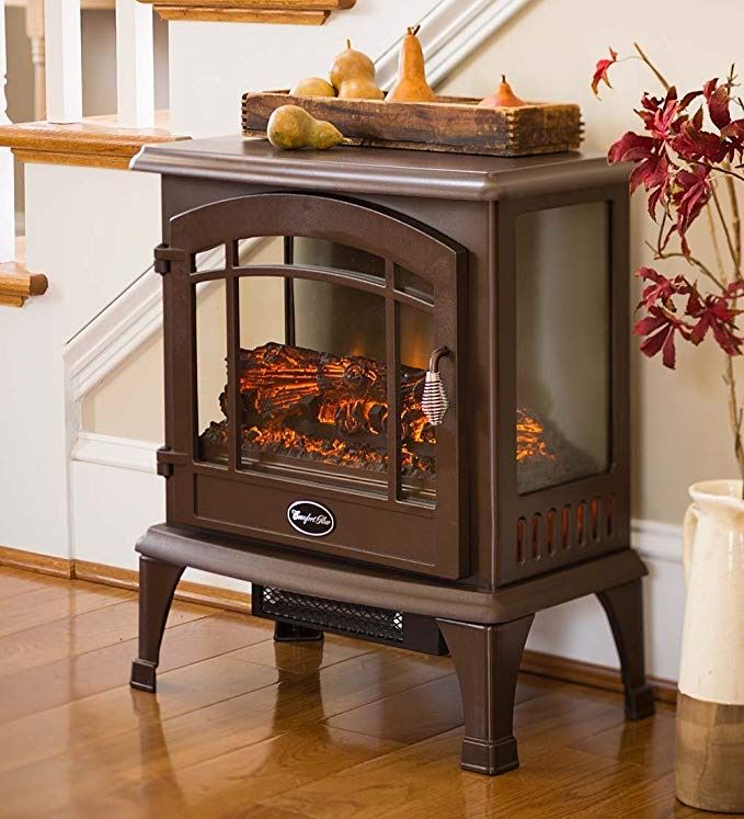 Pin By Kitty Sanderson On Farm House In 2020 Electric Stove Stove Heater Electric Fireplace Heater