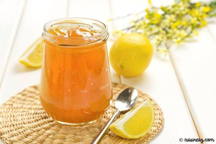 Et si on se préparait des confitures de pommes au citron ? :) => http://ow.ly/OVvk303i9Dy